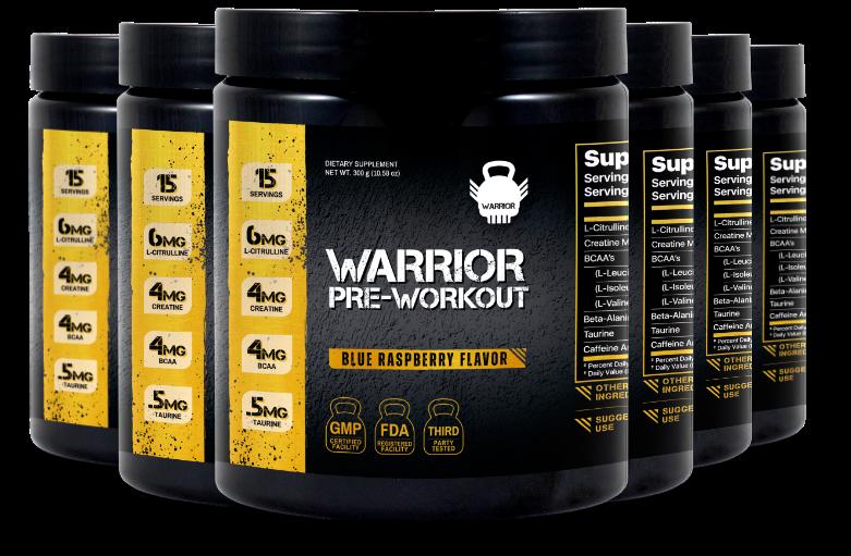 warrior-pre-workout